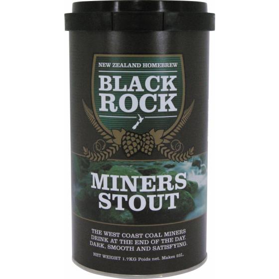 Black Rock Miners Stout Beerkit 1.7kg