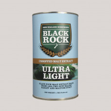 Black Rock Ultra Light Unhopped Liquid Malt Extract (LME) 1.7kg