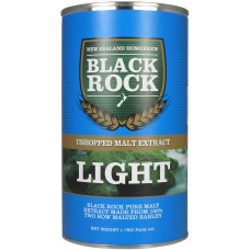 Black Rock Light Unhopped Liquid Malt Extract (LME) 1.7kg