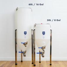 Malt Mechanics Conical Fermenter