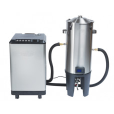 Grainfather Conical Fermenter (jacketed) 30l PRO EDITION & Grainfather Glycol Chiller