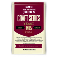 Mangrove Jack's Craft Series Yeast Mead M05 (10g)