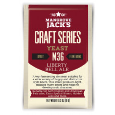 Mangrove Jack's Craft Series Yeast M36 Liberty Bell Ale (10g)