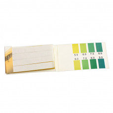 pH Strips 5.5-9.0 Litmus Paper Tester Papers - 80 Strips