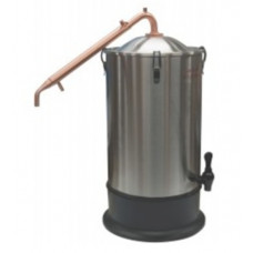 Starter distilling Kit: Still Spirits Copper Pot Condenser & T500 Boiler