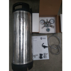 Kegging Starter Kit (incl. new Mangrove Jack's 19l keg)
