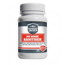 Mangrove Jack's No Rinse Sanitiser (250g)