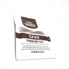 Mangrove Jacks Yeast – SN9 - All round wine strain (8g)