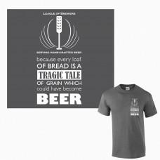T-shirt: Tragic Tale Tee